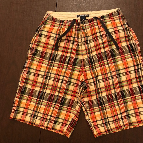 U.S. Polo Assn. Other - Plaid shorts. Classic polo